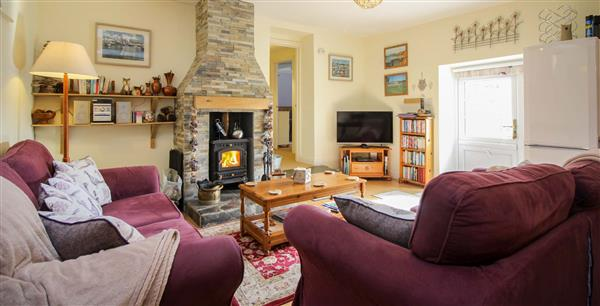 Sloe Cottage, Cornwall