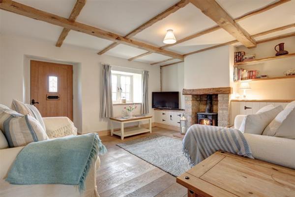Sloe Gin Cottage from Norfolk Hideaways