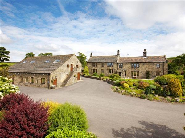 Smallshaw Cottages - The Farmhouse in South Yorkshire
