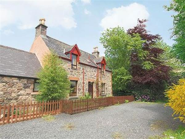 Smithy Cottage in Ross-Shire