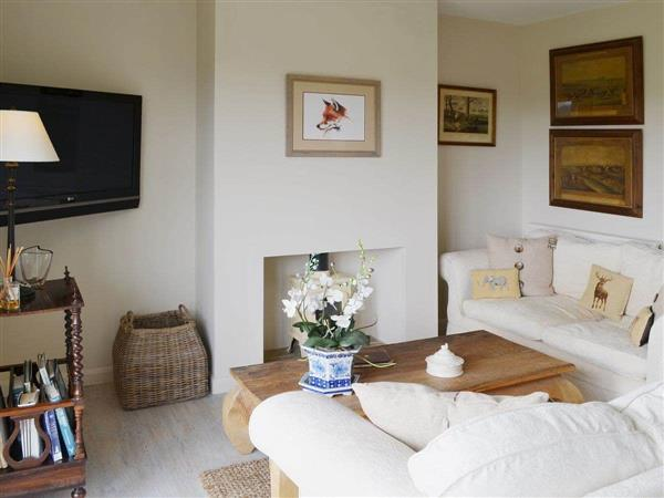 Snooty Fox Cottage in Northumberland