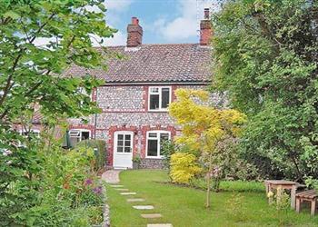 Snowdrop Cottage in Norfolk