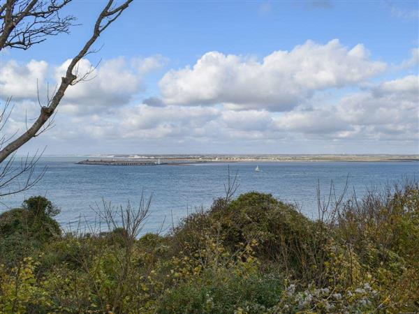 Solent Point in Isle of Wight