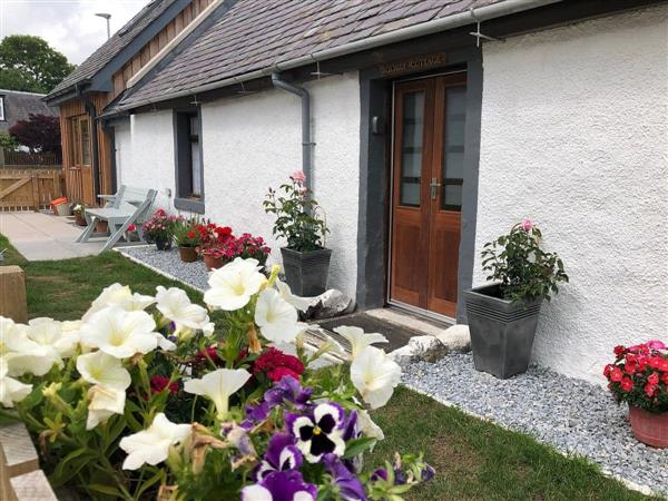 Solway Cottage Findhorn in Morayshire