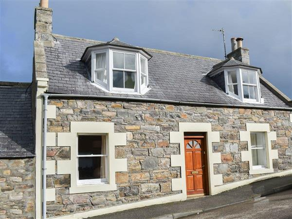 South Castle Cottage in Banffshire