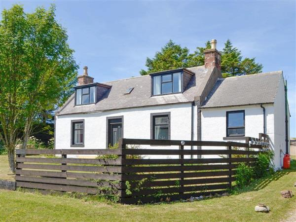 South Cross Slacks Farmhouse in Aberdeenshire