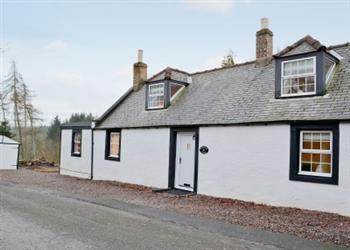 South Grange Cottage in Berwickshire