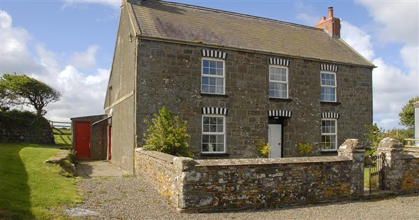South Nolton Farmhouse in Dyfed