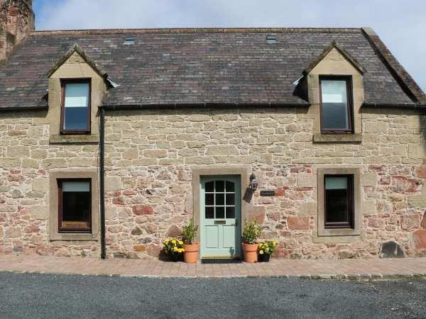 Southfield Cottage in Berwickshire