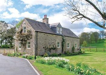 Southwood Lodge in Northumberland