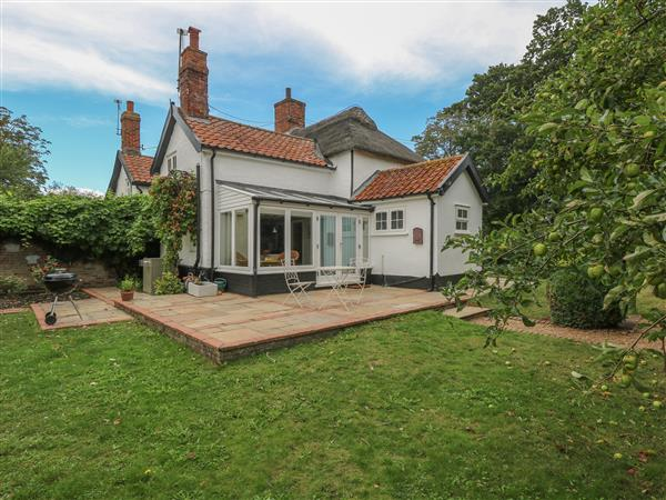 Sparrow Cottage in Hoxne, Suffolk