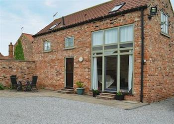 Sparrow Way Cottages - Sparrow Barn in North Yorkshire