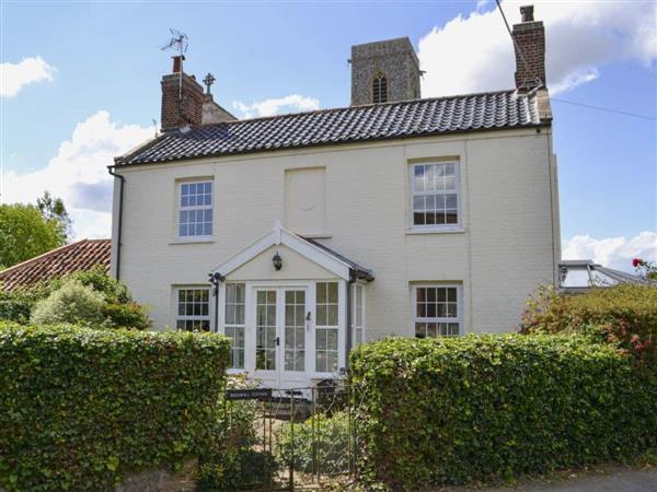 Speedwell Cottage in Norfolk