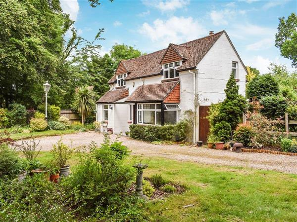 Speedwell Cottage in Hampshire