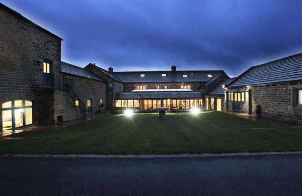 Spicer Manor in Ingbirchworth, near Penistone - South Yorkshire