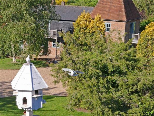 Spilstead Barn in East Sussex