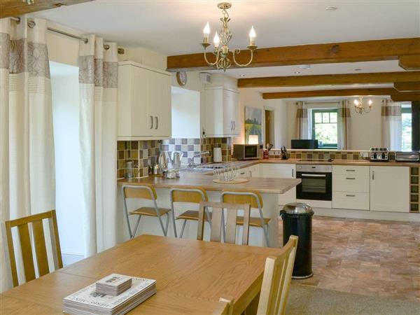 Spindlestone Mill Apartments - The Grain Rooms in Northumberland