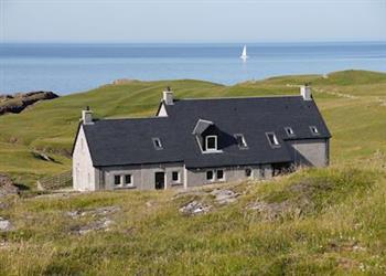 Split Rock Croft Cottage in Sutherland