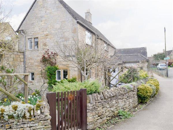 Spring Cottage in Gloucestershire