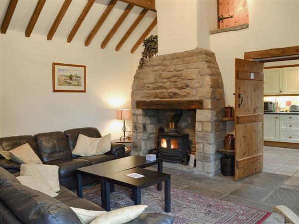 Spring Cottage in Derbyshire
