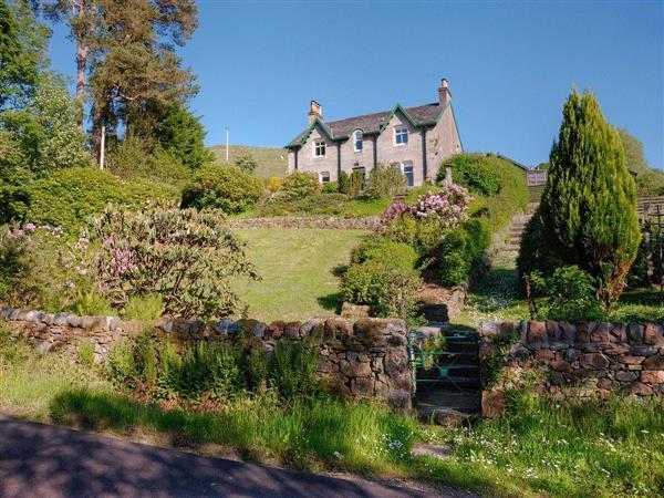 Springbank in Argyll