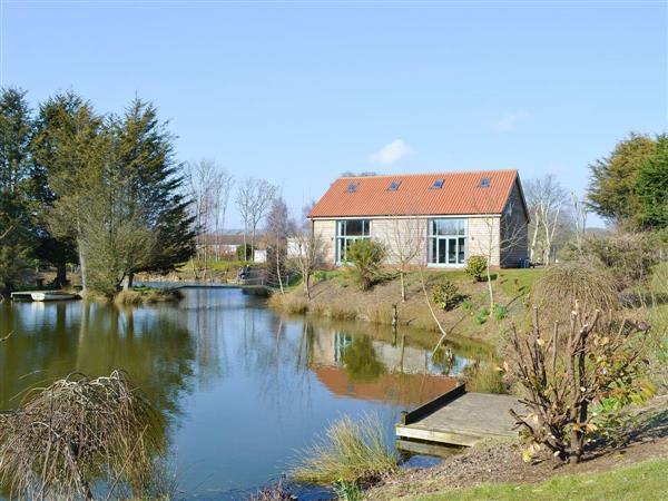 Springwater Lakes - Kingfisher Lodge in Norfolk