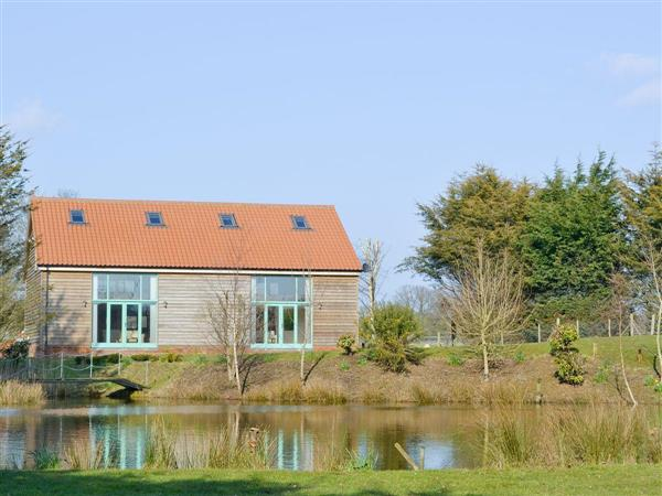 Springwater Lakes - Orchid Lodge, Hainford, nr. Norwich, Norfolk