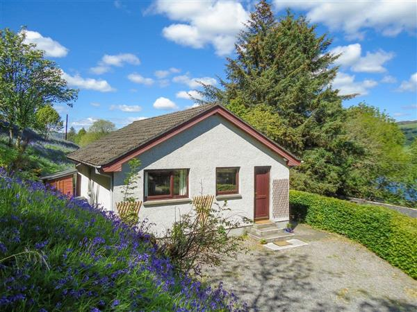 Squirrel Cottage in Inverness-Shire