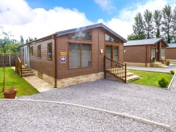 Squirrel Lodge at Woodlands View in Gloucestershire