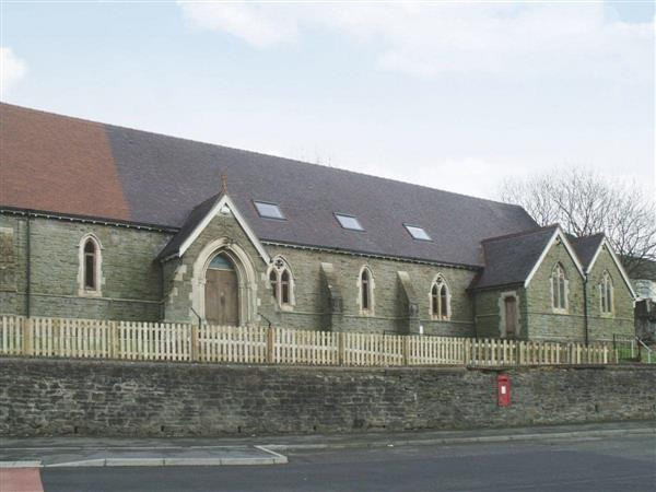 St. Albans Church in Mid Glamorgan