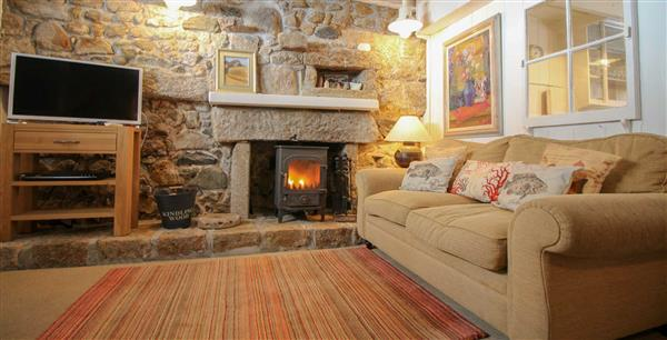 St Eia Cottage in Cornwall