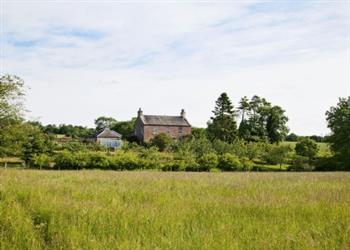 St. Fink Farm House in Perthshire