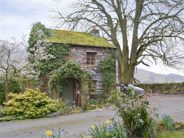 St Francis Cottage in Cumbria
