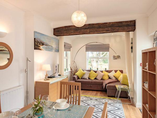St Martins Apartment in Cornwall