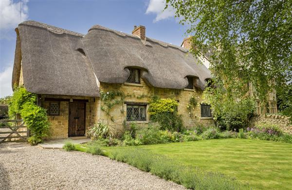 St Michael's Cottage in Worcestershire