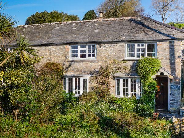 St Minver Cottage in Cornwall