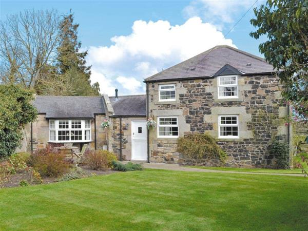 Stable Cottage in Northumberland