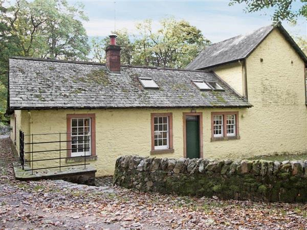 Stable Cottage in Kirkcudbrightshire