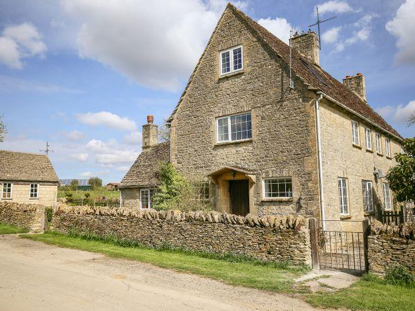 Stable Cottage in Oxfordshire