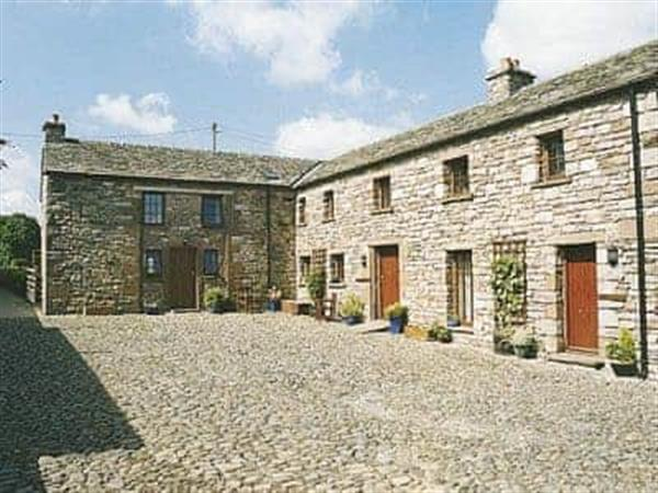 Stable Cottage in Cumbria