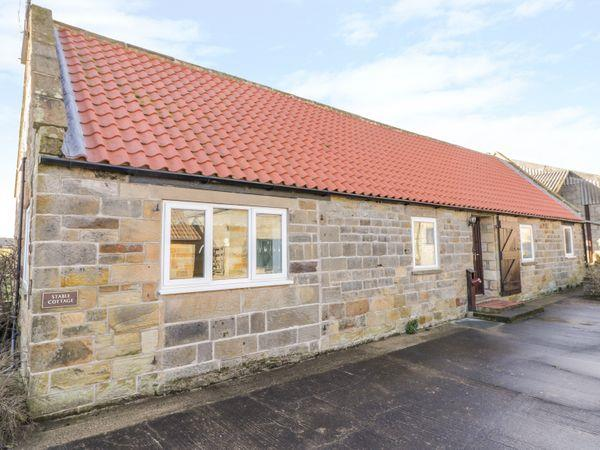 Stable Cottage in Robin Hoods Bay, North Yorkshire
