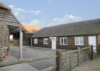 Stable Cottage in West Sussex