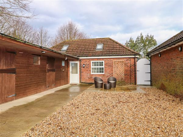 Stable End Cottage in Lincolnshire