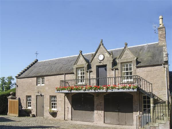 Stable Flat in Perthshire