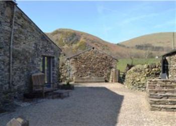 Stable Yard @ High House Farm  in Cumbria