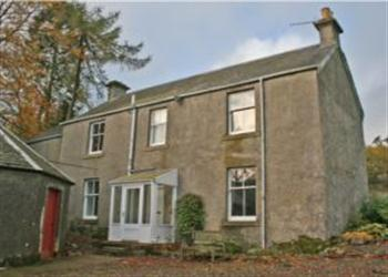 Stables Cottage in Kinross-Shire
