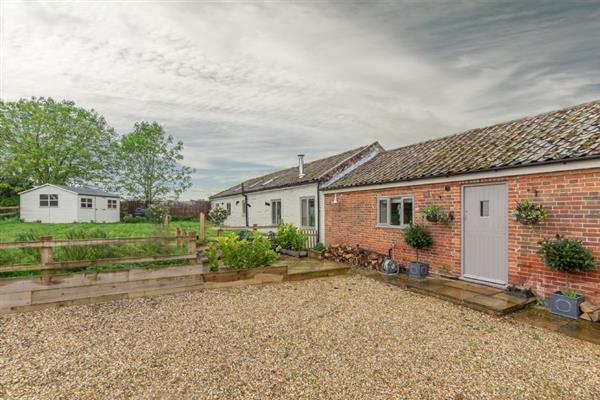 Stables Cottage in Norfolk