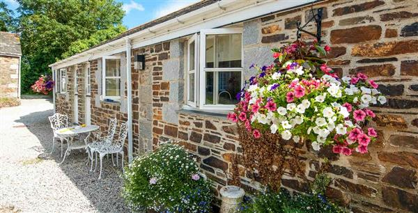 Stables Cottage in Cornwall
