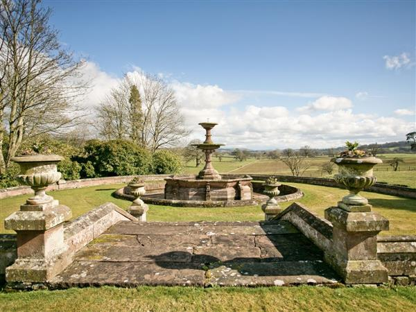 Staffield Hall Country Retreats - Garden of Eden in Cumbria