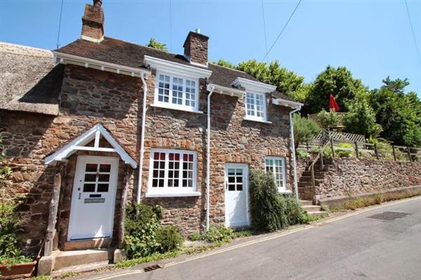 Stag Cottage in Somerset